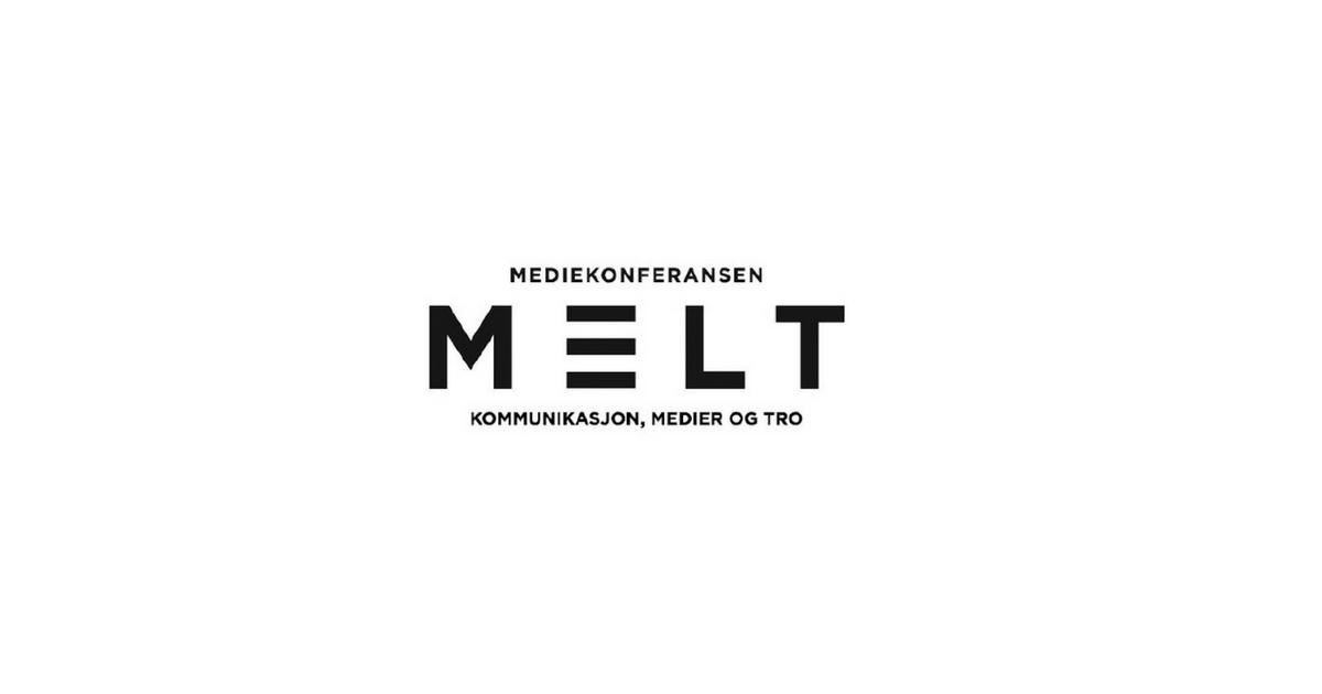 Mediekonferansen MELT 2018