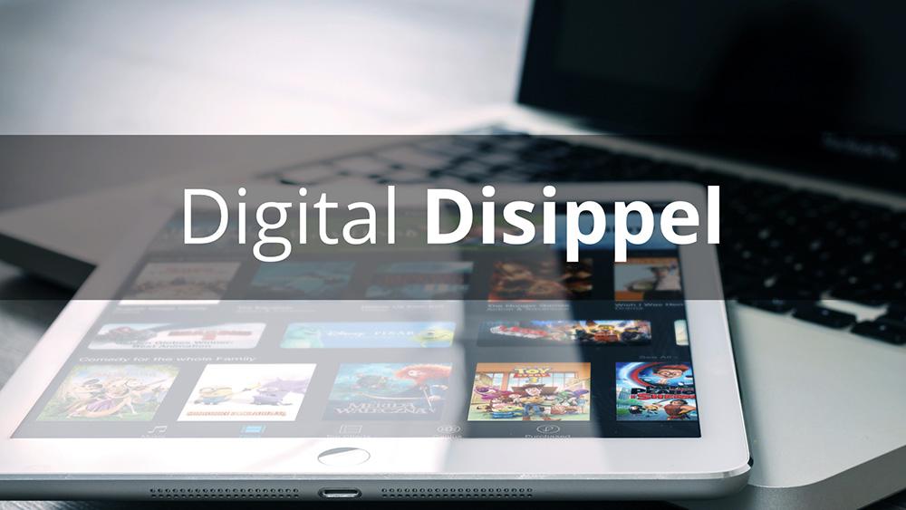 Er du en Digital Disippel?