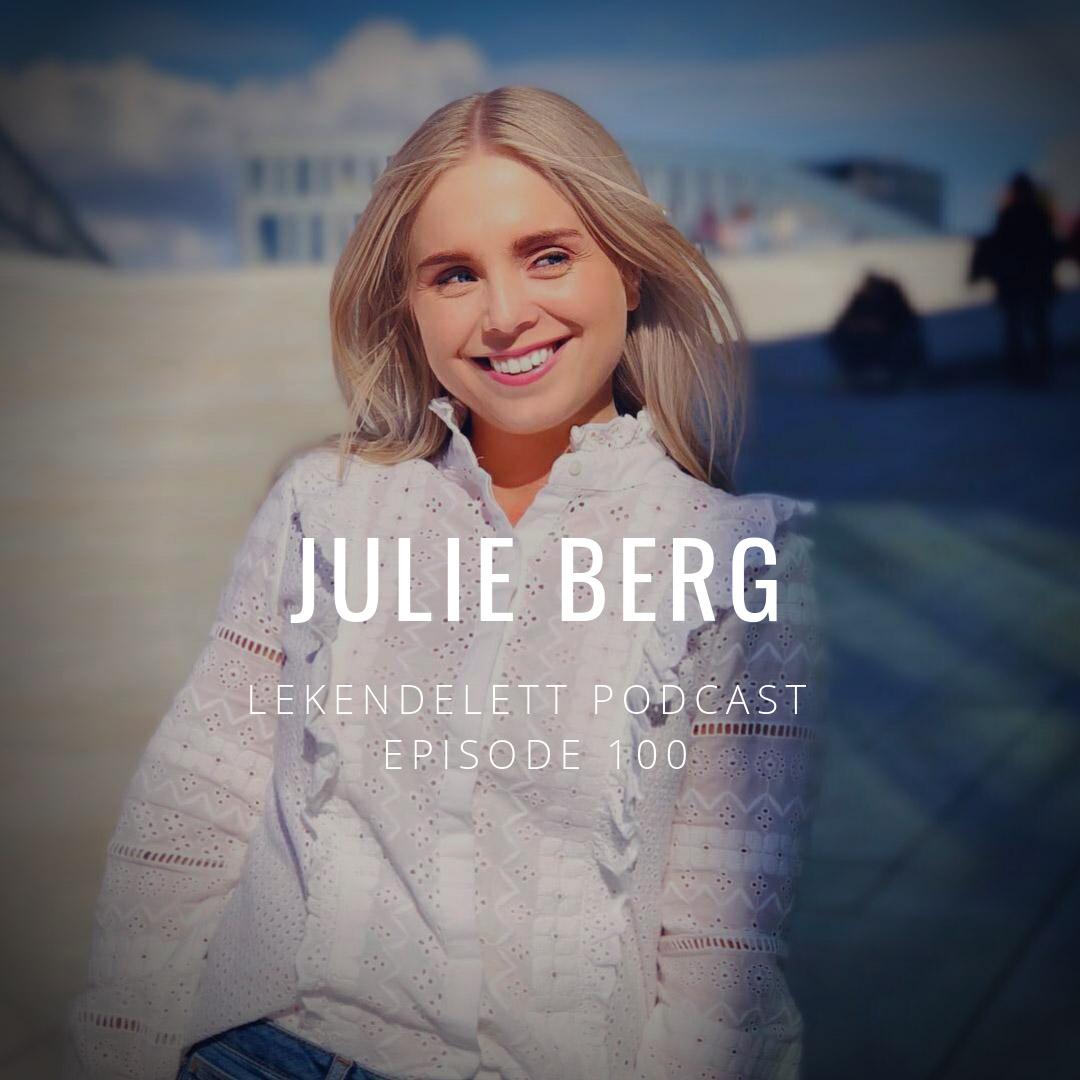 Julie Berg har 10 tips til kristne i sosiale medier