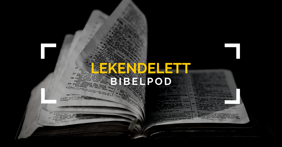 Bibelpod – Episode1 – It is hard to be a Såmann