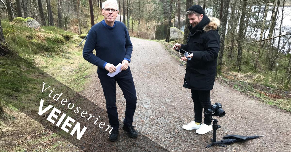 Videoserien «Veien» med Johnn Hardang