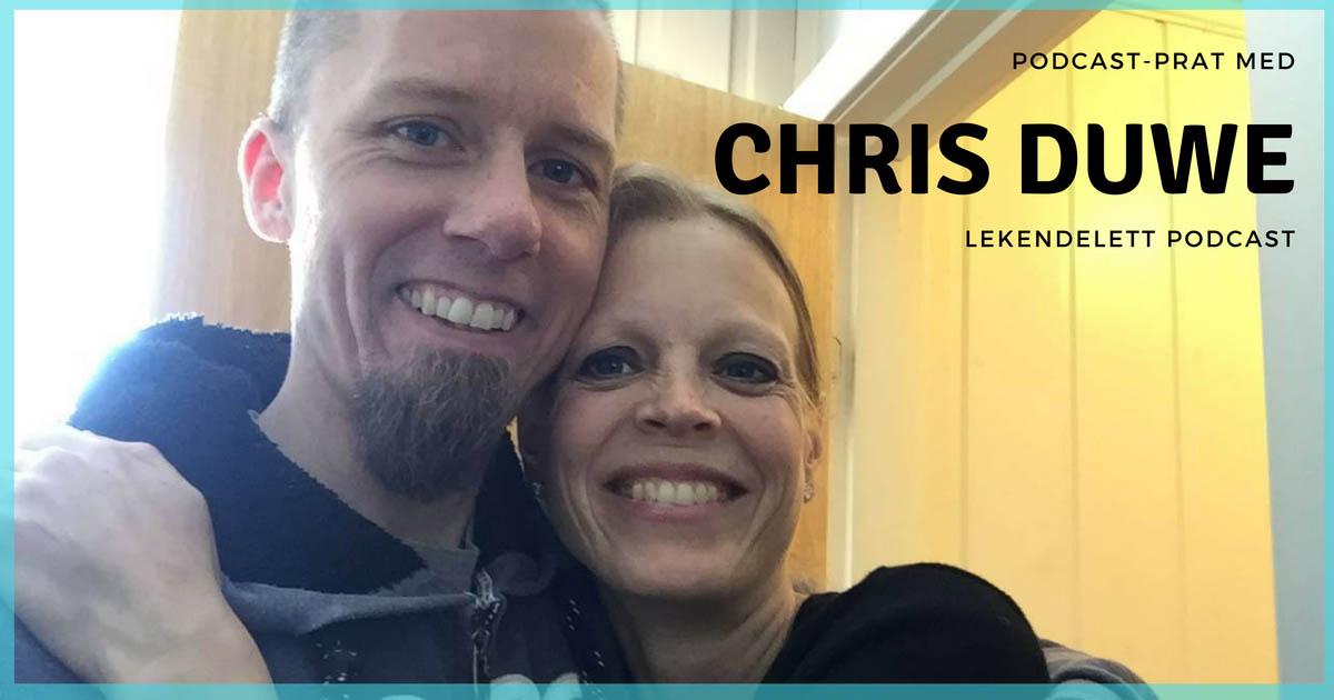 Chris Duwe – 5 gode tips om hvordan du kan formidle en levende tro hjemme!