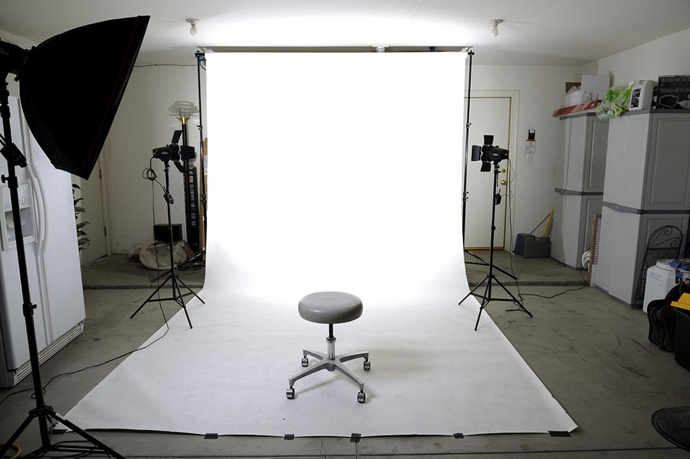 Videostudio illustrasjon