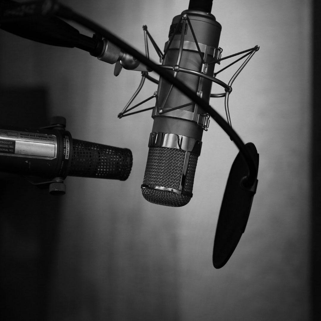 Podcast opptak